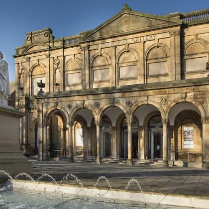 Exterior photo of York Art Gallery (Giles Rocholl)