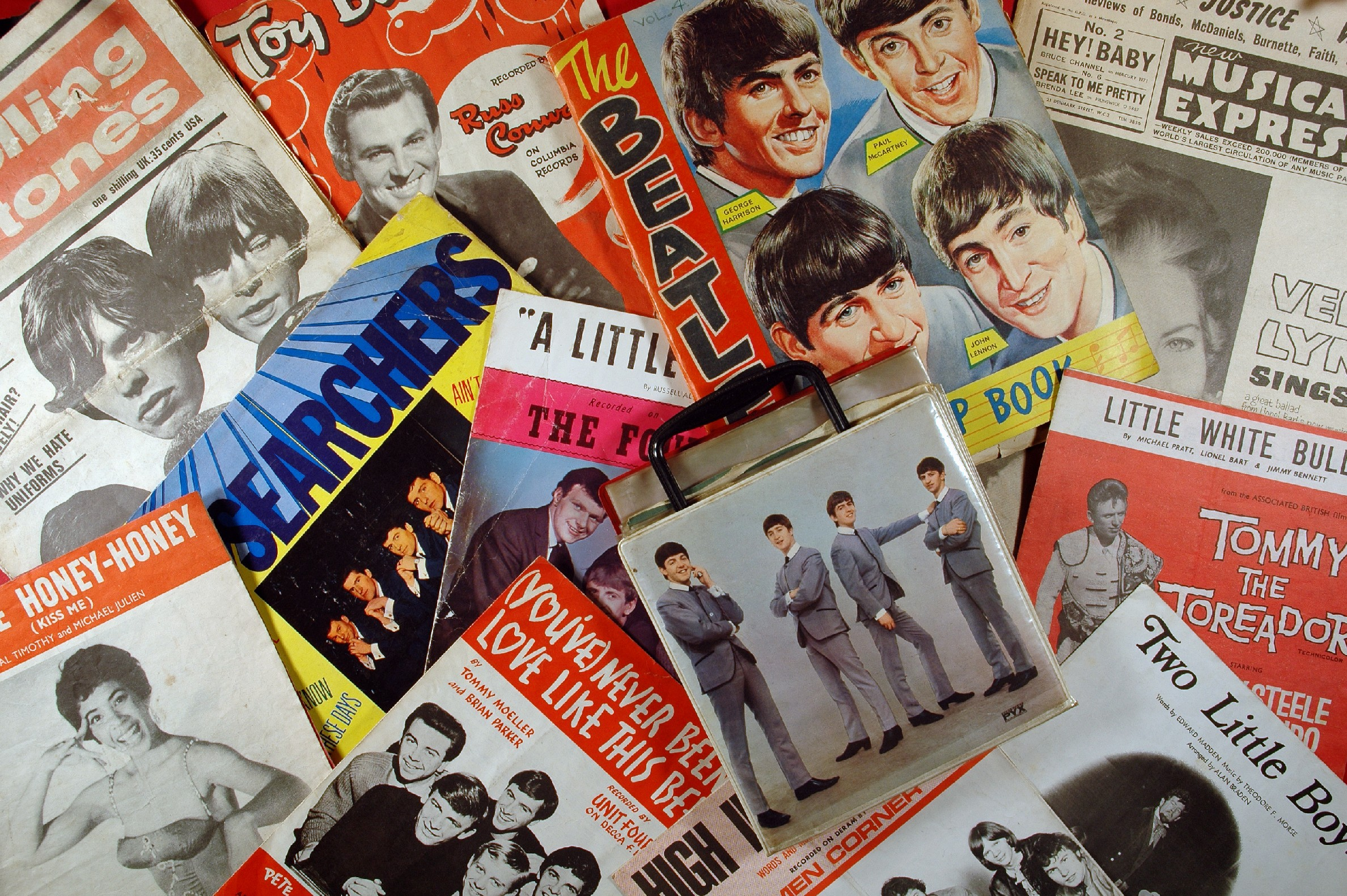 music of the 60s essay