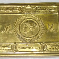 Princess Mary Christmas Gift Tin 1914