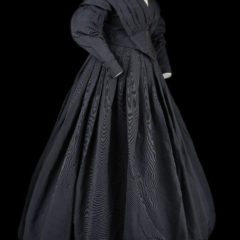 Queen Victoria Mourning Gown