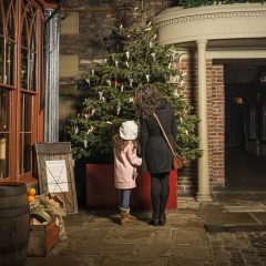Children will love visiting Kirkgate at Christmas