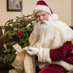 Meet Father Christmas at York Castle Museum!