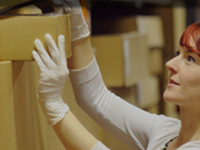 Behind the Scenes at York Museums Trust 2012-2014
