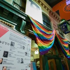 LGBT exhibition at York Castle Museum