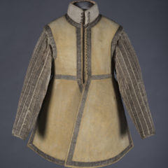 Image of cavalryman's buff coat